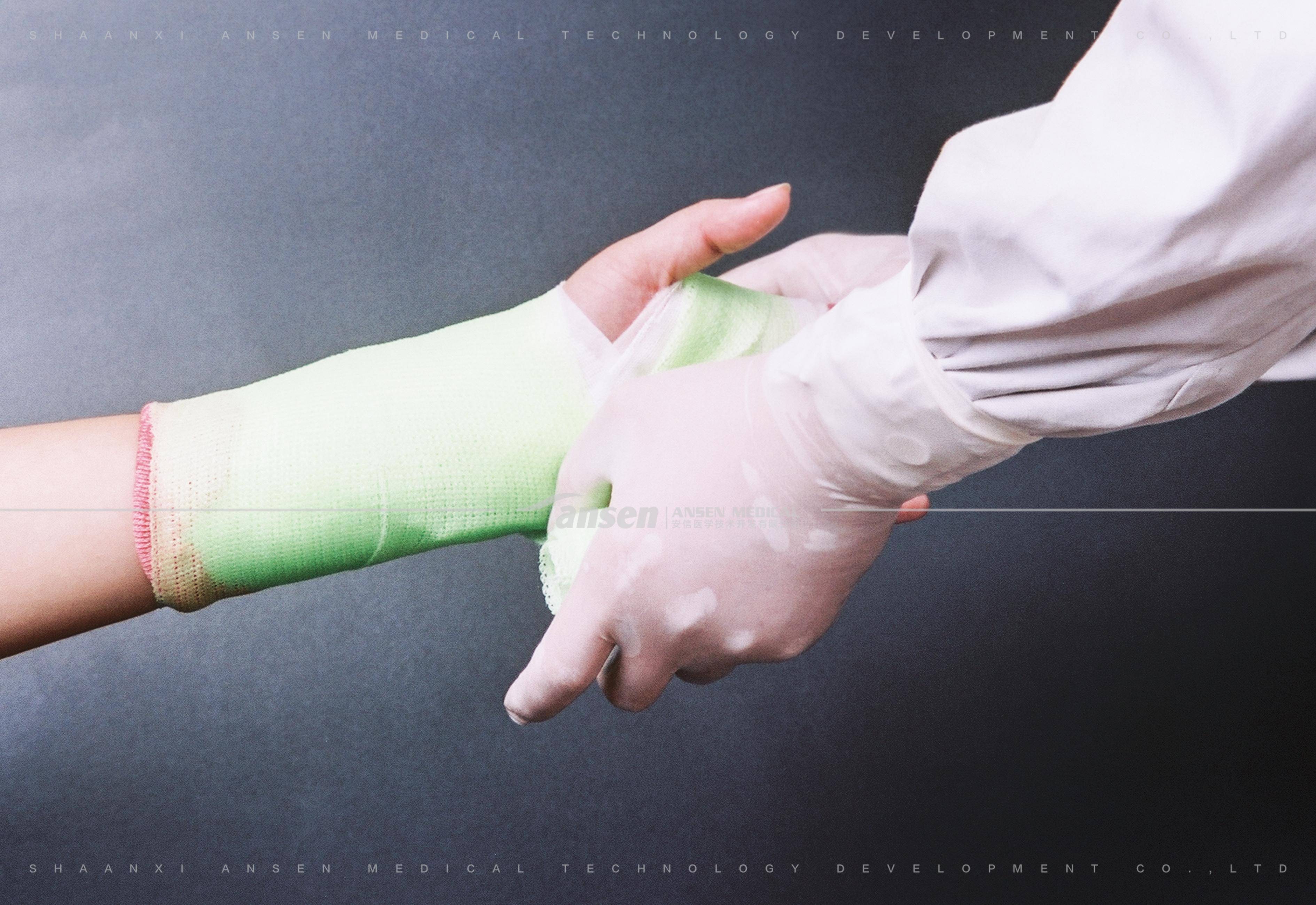 骨折水疱是什么成分组成